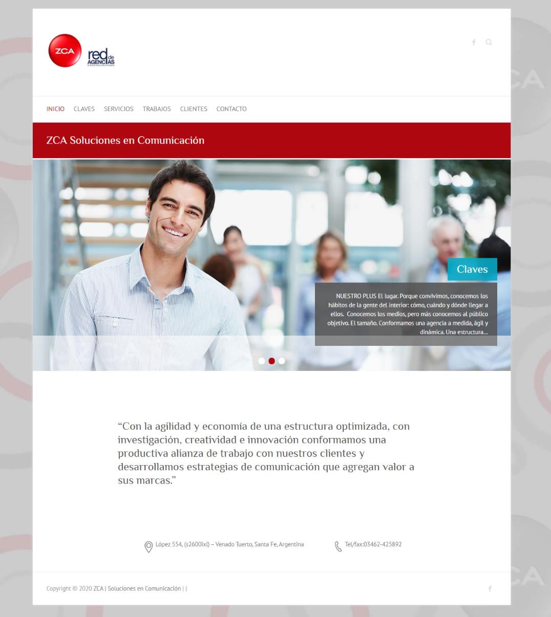 ZCA _ Soluciones en Comunicación